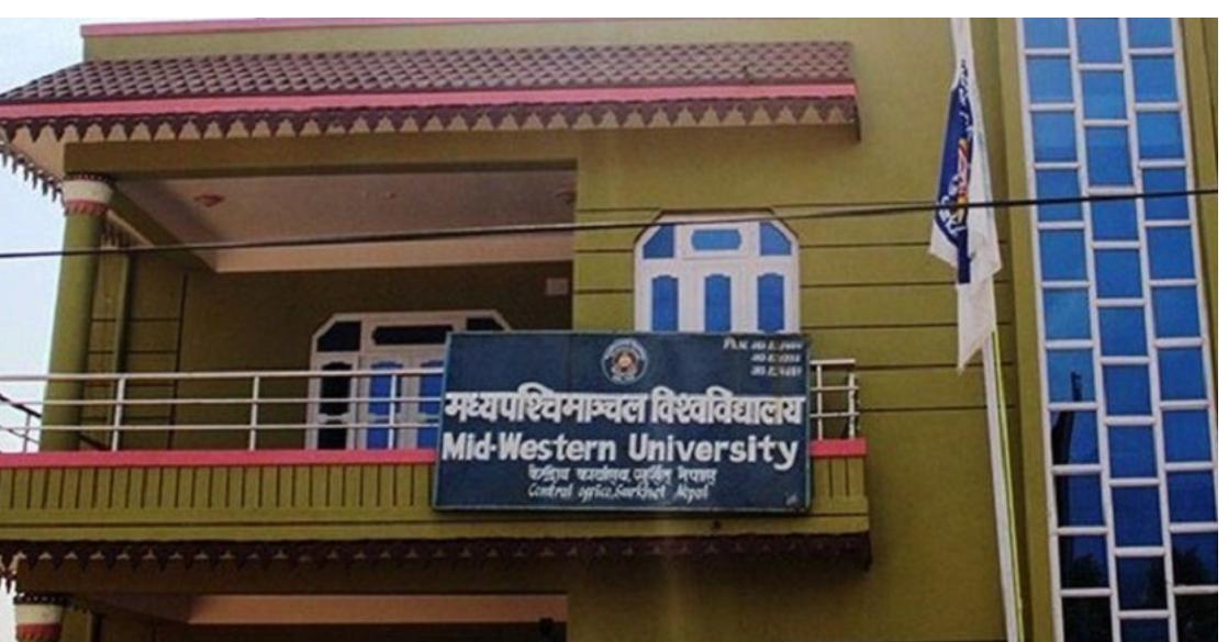 पहिलो पटक मध्यपश्चिम विश्वविद्यालयको रजिष्ट्रार नियुक्त
