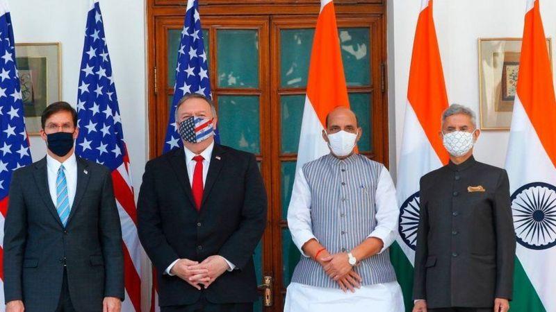 भारत र अमेरिकाबीच भएको 'बेका' सम्झौता के हो ?