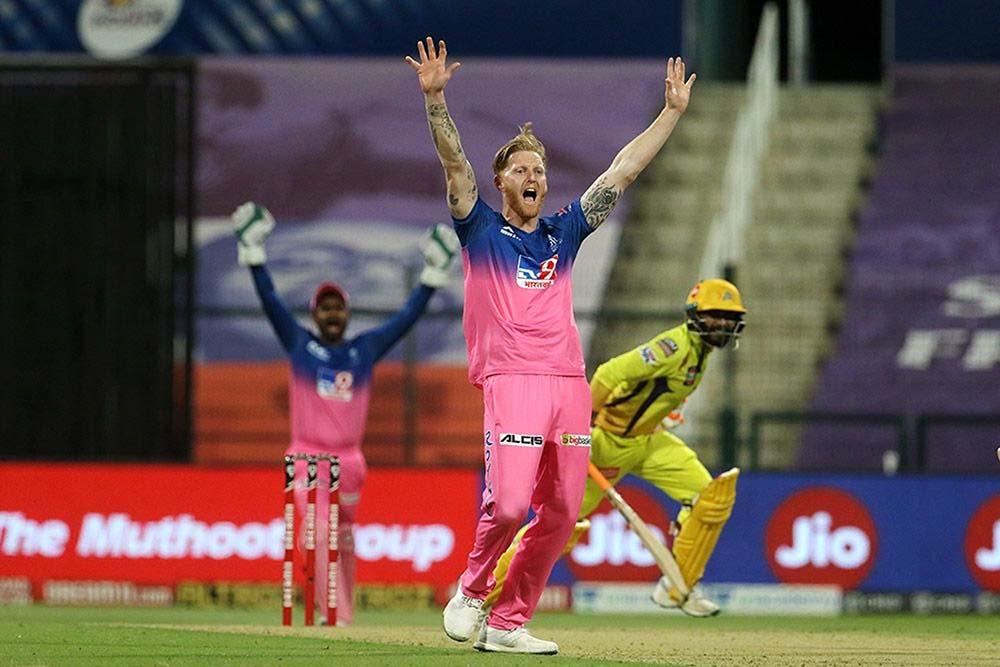 आईपीएल : राजस्थानसँग चेन्नई ७ विकेटले पराजित