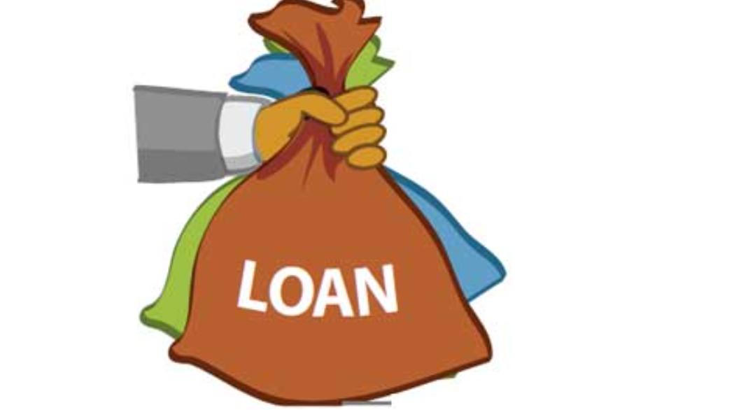 नगद रित्तियो, सरकार सुरुमै ऋण लिन बाध्य