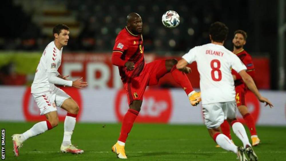 लुकाकु चम्किदा डेनमार्कलाई पराजित गर्दै बेल्जियम फाइनलमा
