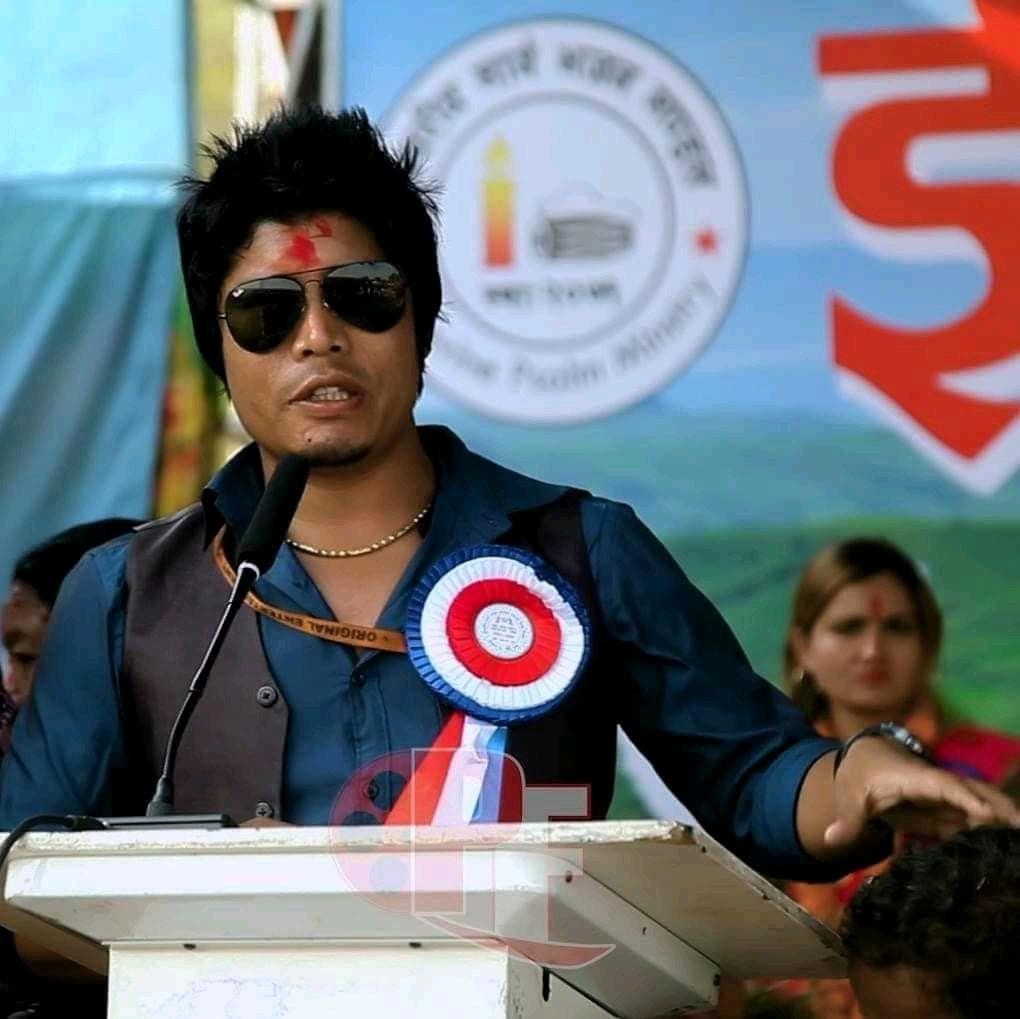 पत्रकार कुशलभ केसीको उदारता — आफुलाई आक्रमण गर्नेलाई आम माफी ।